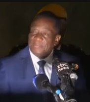 Emmerson Mnangagwa President by Hope TV 2